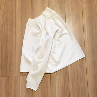 Drawer - 定価5万超 ドゥロワー  コットンブラウス シャツ drawer