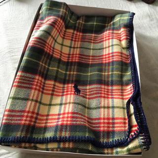 ラルフローレン(Ralph Lauren)の★ゆかりん様専用出品★ラルフローレン ブランケット毛布(毛布)