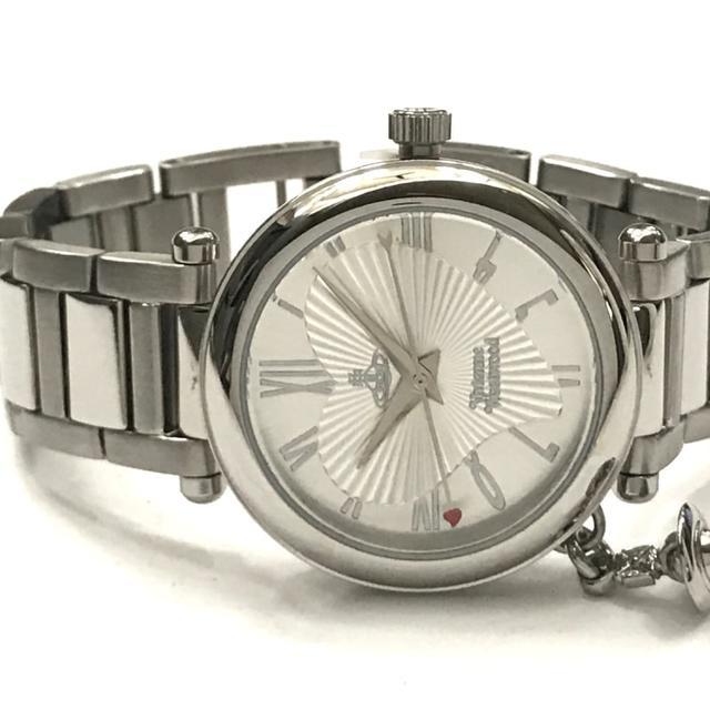 Vivienne Westwood(ヴィヴィアンウエストウッド)のヴィヴィアン 腕時計美品  - VV006SL レディースのファッション小物(腕時計)の商品写真