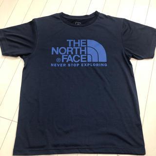 THE NORTH FACE - ノースフェイス Tシャツ メンズLサイズ ネイビー