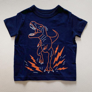ベビーギャップ(babyGAP)の【新品・未使用】babyGAP 半袖 Tシャツ 恐竜 70cm(Tシャツ)