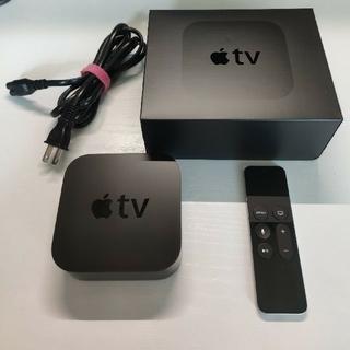 アップル(Apple)のAppleTV 第4世代 32GB(テレビ)