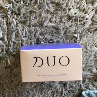 DUO  duoクレンジングバーム ホワイト