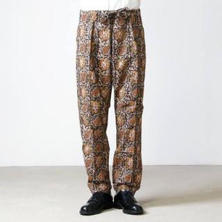 エスツーダブルエイト(S2W8)のs2w8 20ss String Slack Pant メキシカン パンツ(その他)