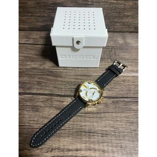ディーゼル(DIESEL)のDEISEL DZ-7288 電池新品 ベルト新品 リトルダディ メンズ腕時計(腕時計(アナログ))