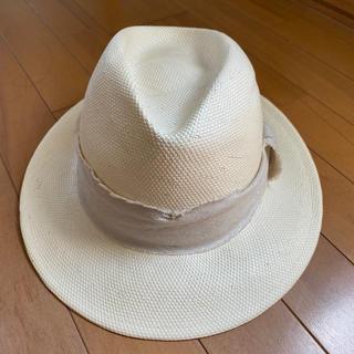 シップス(SHIPS)のSHIPS中折れ帽子(ハット)