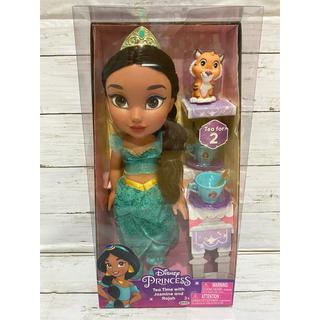 Disney - ディズニー プリンセスア トドラードール  ジャスミン ティータイム