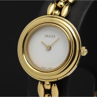 Gucci - 【GUCCI/グッチ】11/12.2 チェンジベゼルウォッチ 替えベゼル×5色