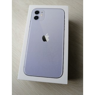 iPhone - 最終セール 未使用品 iPhone 11 パープル 64 GB SIMフリー