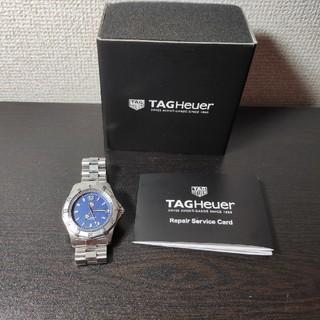タグホイヤー(TAG Heuer)の美品 TAG Heuer professional WK1113 (腕時計(アナログ))