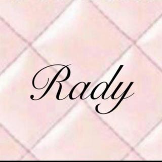 Rady - rady ラインストーンホテルシリーズフーディ