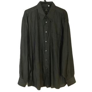 フェンディ(FENDI)のフェンディ 長袖シャツ サイズ42 XS メンズ(シャツ)