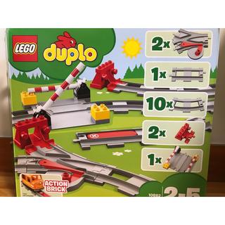 Lego - LEGO duplo   10882 Train T racks