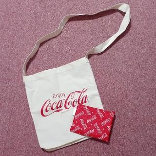 コカコーラ(コカ・コーラ)のコカ・コーラ トートバック・ポーチ(トートバッグ)