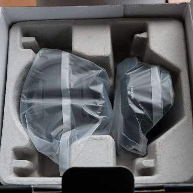 富士フイルム(フジフイルム)の新品未使用 富士フィルム  XF10-24mmF4 R OIS 新品プロテクタ スマホ/家電/カメラのカメラ(レンズ(ズーム))の商品写真