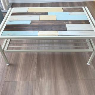 フランフラン(Francfranc)のテーブル(ローテーブル)