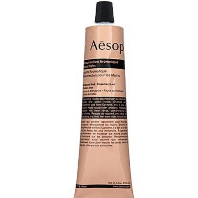 Aesop(イソップ)のイソップ レスレクション ハンドバーム 75mL コスメ/美容のボディケア(ハンドクリーム)の商品写真
