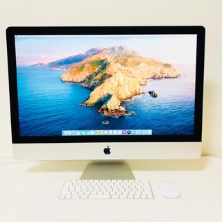 Mac (Apple) - Apple iMac 2019 27 5 8GB 1TB AppleCare+