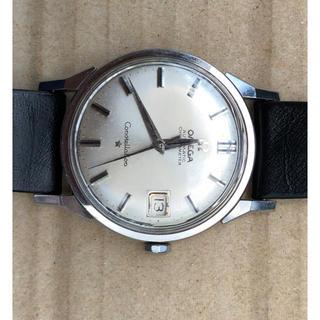 オメガ(OMEGA)のオメガ コンステレーション cal,561自動巻き メンズケース34mm(腕時計(アナログ))