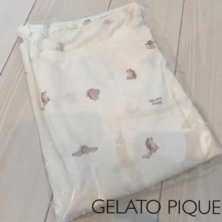 gelato pique - ジェラートピケ ルームウェア ハリネズミ柄