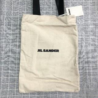 ジルサンダー(Jil Sander)の大人気!Jil Sander 19FW logo tote トートバッグ(トートバッグ)