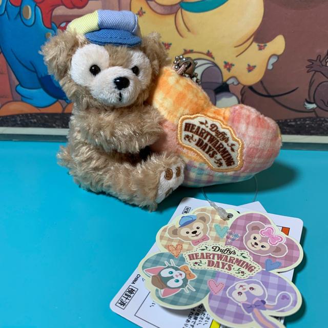 Disney(ディズニー)の838♡ぬいぐるみストラップ エンタメ/ホビーのおもちゃ/ぬいぐるみ(キャラクターグッズ)の商品写真