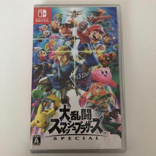 Nintendo Switch - 【新品・未開封】大乱闘スマッシュブラザーズ SPECIAL Switch