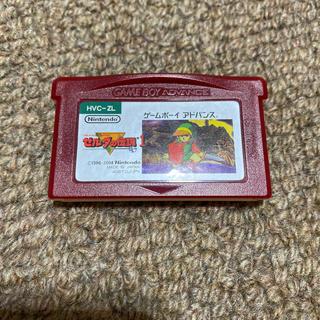 ゲームボーイアドバンス(ゲームボーイアドバンス)のゼルダの伝説1(携帯用ゲームソフト)