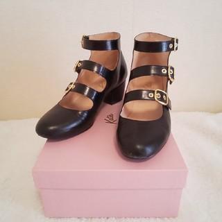 Katie - dance shoes black M
