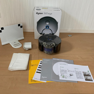 Dyson - ロボット掃除機 ダイソン 360eye
