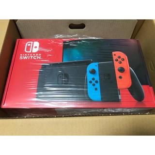 Nintendo Switch - Nintendo Switch  ネオンブルー×ネオンレッド