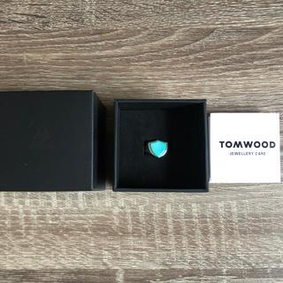 エディション(Edition)のTOM WOOD トムウッド リング レディース(ターコイズ )(リング(指輪))