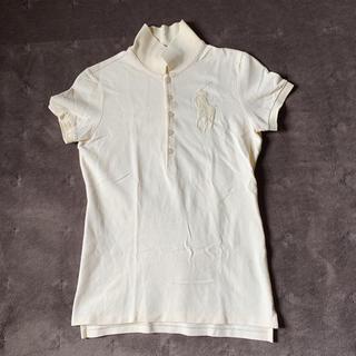 ラルフローレン(Ralph Lauren)の【美品】ラルフローレン ポロシャツ レディース S(ポロシャツ)