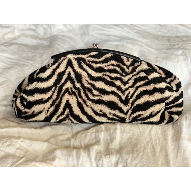 DEUXIEME CLASSE(ドゥーズィエムクラス)のA VACATION pillow レディースのバッグ(クラッチバッグ)の商品写真