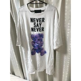 ミルクボーイ(MILKBOY)のMILKBOYくまTシャツ(Tシャツ/カットソー(半袖/袖なし))