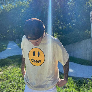 Supreme - Drew House ホワイトTシャツ