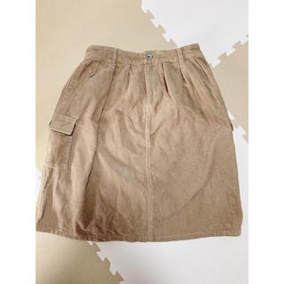 パーリッシィ(PAR ICI)の《PAR ICI》ひざ丈スカート(ひざ丈スカート)