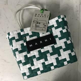 Marni - [未使用] MARNI トートバッグ ピクニックバッグ