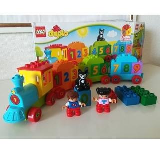 Lego - LEGO レゴ デュプロ  かずあそびトレイン 10847