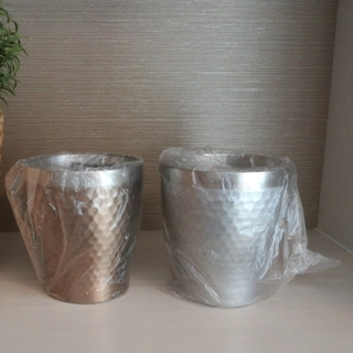 プルミエール(PREMIERE)の新品未使用 リュクス メタルサーモロックカップ(グラス/カップ)