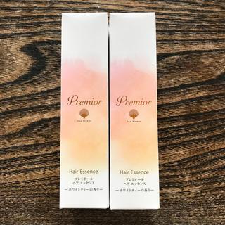 ラサーナ(LaSana)のラサーナ  プレミオール ヘアエッセンス ホワイトティの香り(ヘアケア)