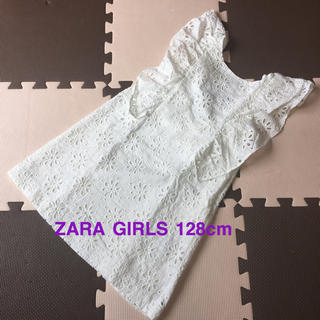 ZARA KIDS - 新品未使用♡ ZARA ザラ キッズ レース ワンピース プティマイン H&M