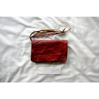 アナック(annak)のANNAK アナック 2つ折りレザー財布 ウォレット(折り財布)