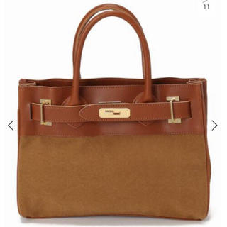 L'Appartement DEUXIEME CLASSE - 美品☆Sita Parantica Cambus*LeatherTote Bag