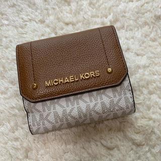 Michael Kors - マイケルコース3つ折り財布