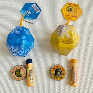バーツビーズ(BURT'S BEES)のBurt's Bees リップクリームセット(リップケア/リップクリーム)