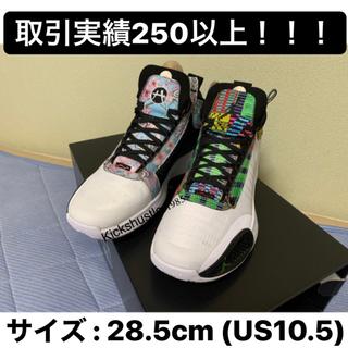NIKE - 新品未使用 Air Jordan 34 八村塁モデル 28.5cm RUI PE