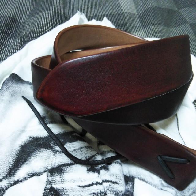 goro's(ゴローズ)の【専用】可変バックル用サドルレザーベルト メンズのファッション小物(ベルト)の商品写真