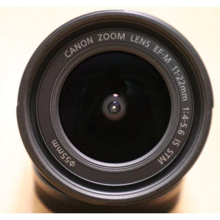 Canon - Canon EF-M 11-22mm IS STM 超広角ズーム