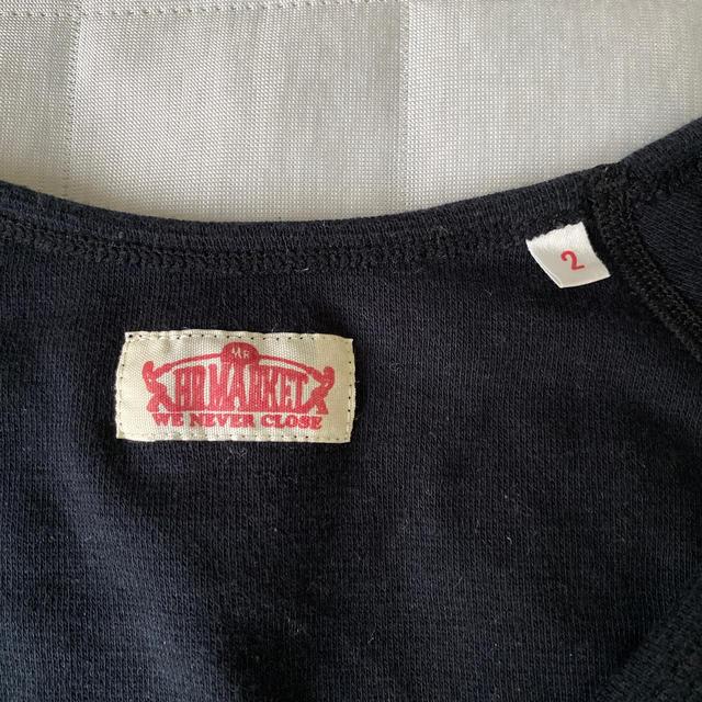 HOLLYWOOD RANCH MARKET(ハリウッドランチマーケット)のハリウッドランチマーケット レディースのトップス(Tシャツ(半袖/袖なし))の商品写真